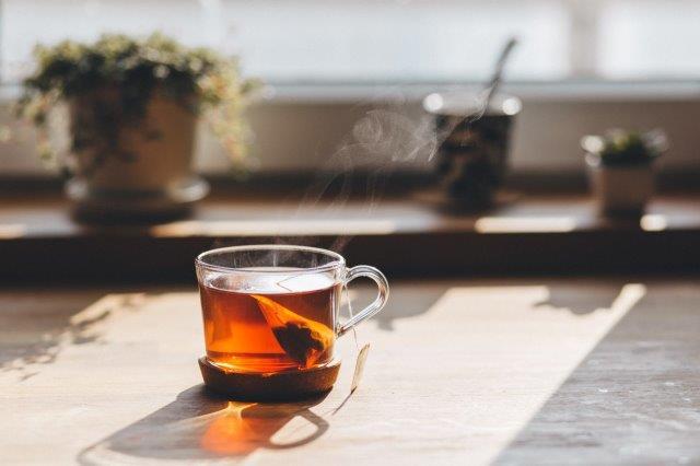 Ayurveda Ginger Tea